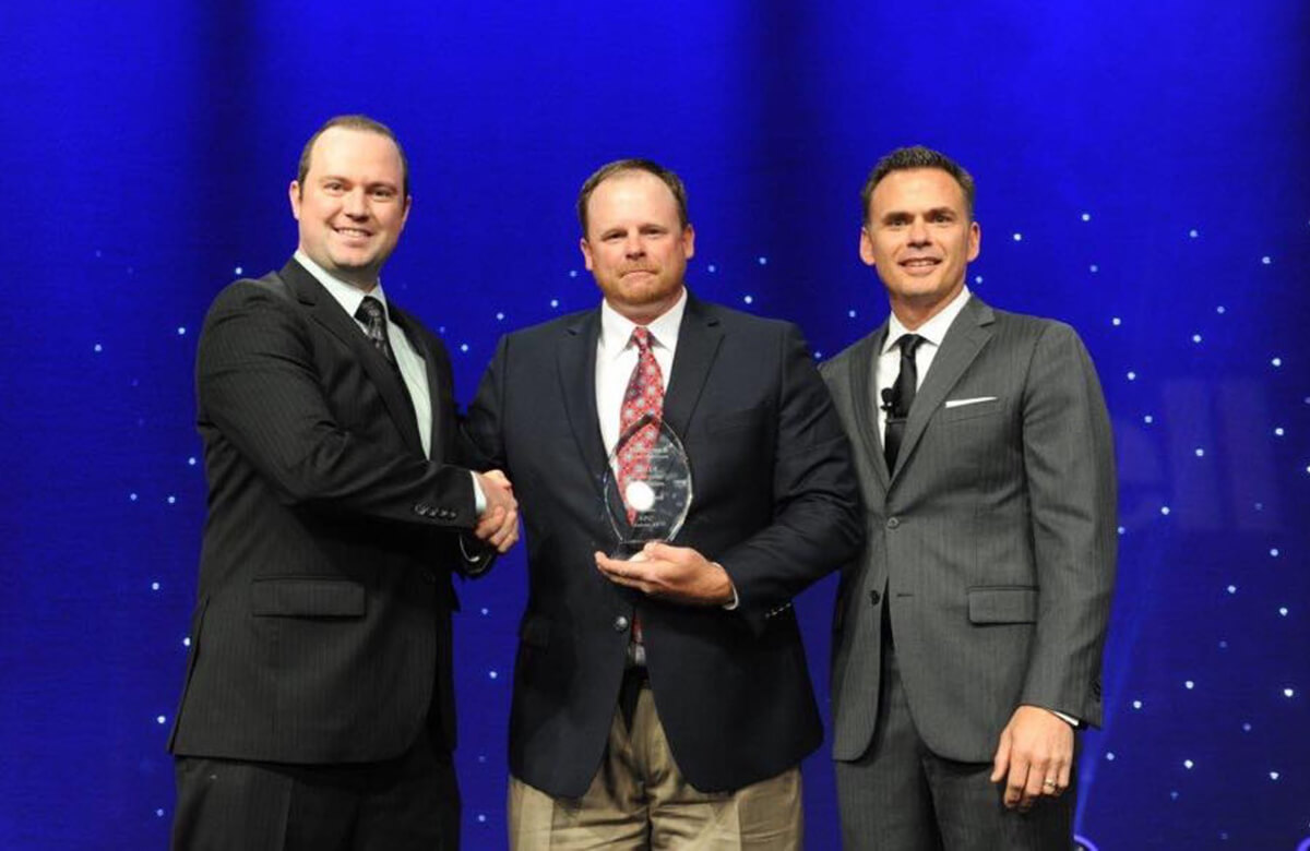 Honeywell Integrated Security Enterprise Installation of the Year Award